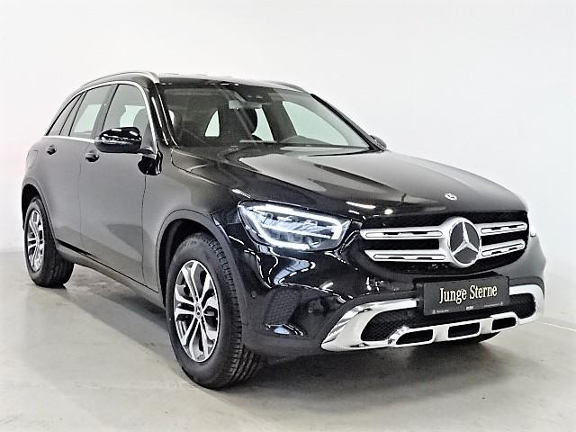 Mercedes-Benz GLC 200 4M Chrom-Paket/9G/LED/Navigation/MBUX, Jahr 2019, Benzin