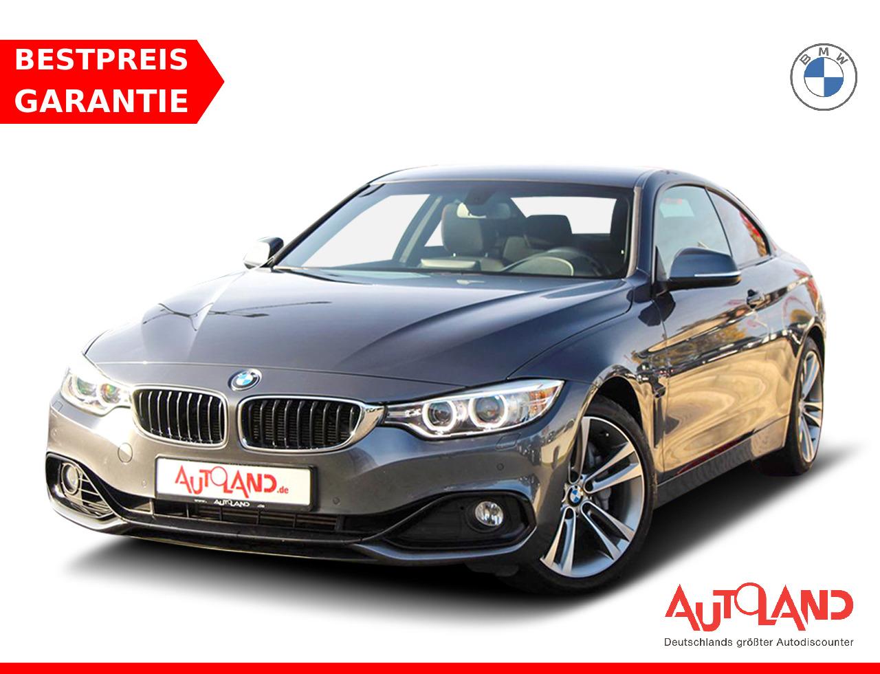 BMW 435, Jahr 2014, Benzin