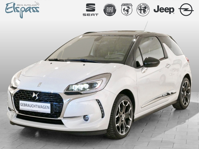 DS Automobiles DS 3 PT 110 Connected XENON NAVI BLUETOOTH, Jahr 2018, Benzin