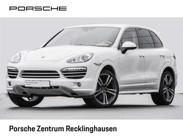 Porsche Cayenne Diesel Platinum Edition e-Sitze PDCv+h, Jahr 2014, diesel