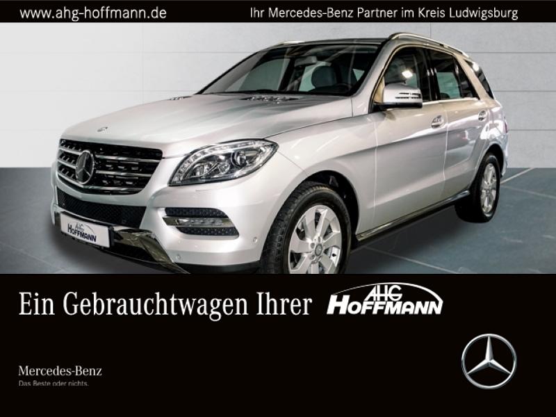 Mercedes-Benz ML 350 BT 4M Comand+Xenon+Airm+Distr+Spur-P+Kam, Jahr 2014, Diesel