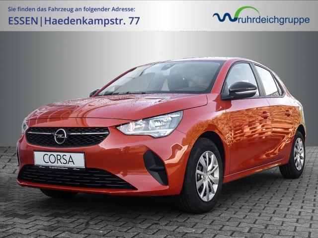Opel Corsa F Edition 1.2 Klima+Carplay+SHZ+Kamera+DAB+, Jahr 2021, Benzin