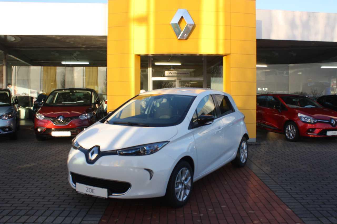 Renault ZOE LIFE Batteriemiete Option auf LIMITED Paket, Jahr 2020, Elektro