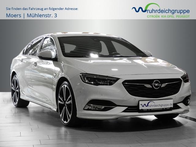 Opel Insignia B GS Dynamic 4x4 2.0+260PS+Standheizung+AHK, Jahr 2017, Benzin