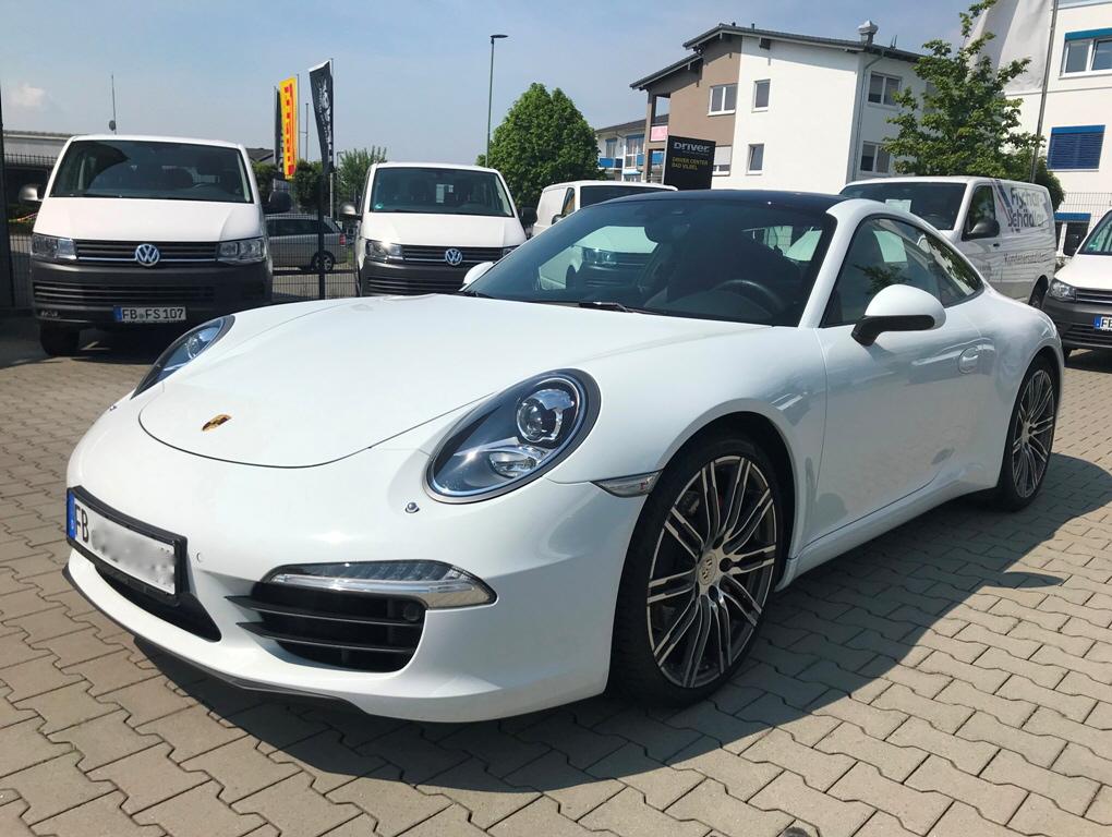 Porsche 911 991/ Carrera 3.8S*Pano*Leder*BOSE*Kamera*DAB, Jahr 2015, Benzin