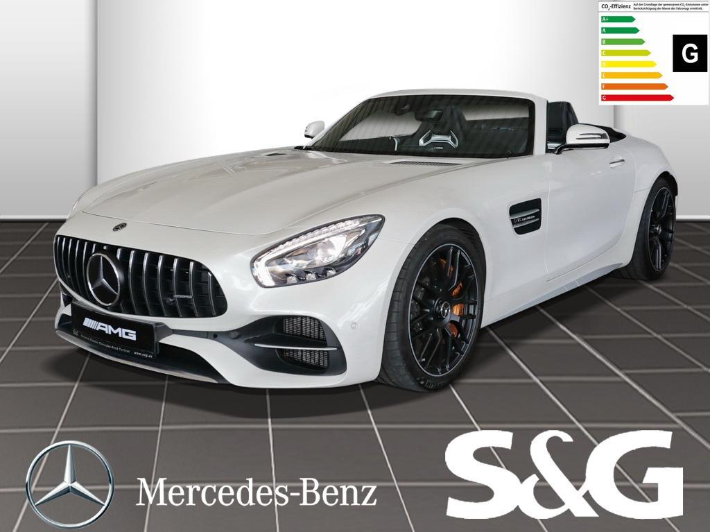 Mercedes-Benz AMG GT C RüKa/Partronic/Distronic/Navigation/LED, Jahr 2019, Benzin