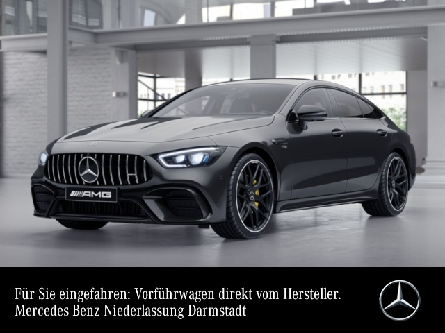 Mercedes-Benz AMG GT 4Matic Sportpaket Bluetooth Navi LED Klima, Jahr 2020, Benzin