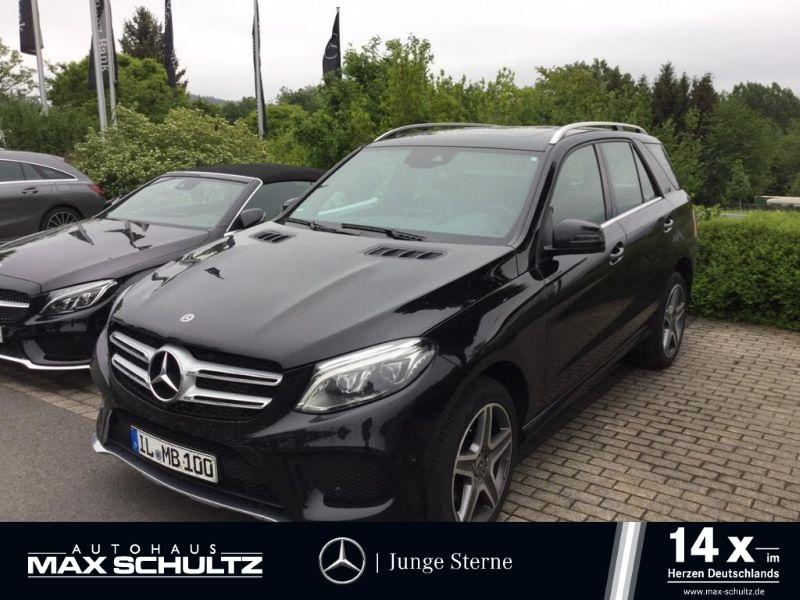 Mercedes-Benz GLE 250 d 4M AMG*Comand*360°*LED*AHK*Schiebedach, Jahr 2017, diesel