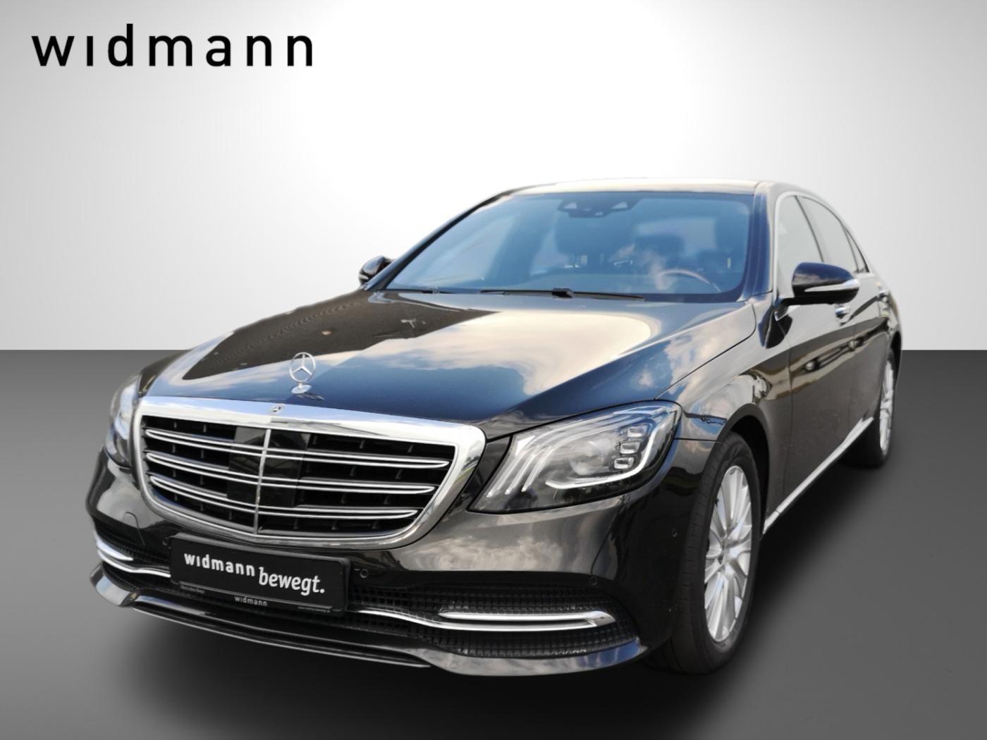 Mercedes-Benz S 400 d 4M lang *Sitzklima*Burmester*Comand*HUD*, Jahr 2017, Diesel