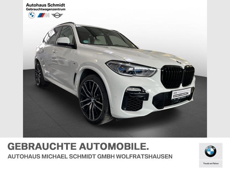 BMW X5 M50i 22 Zoll*Massage*Luftfederung*Drive Recorder*, Jahr 2020, Benzin