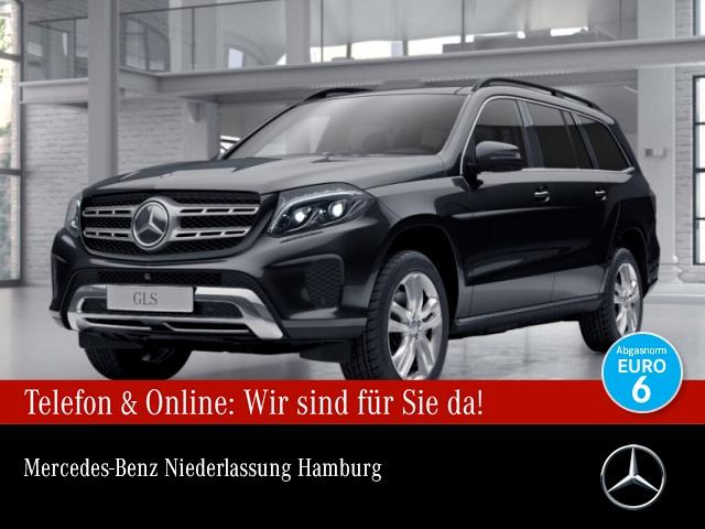 Mercedes-Benz GLS 350 d 4M 360° Airmat Stdhzg Pano Distr+, Jahr 2016, Diesel