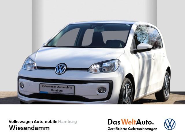 Volkswagen up! 1.0 Sound LM 4 Türen Klima ESP ZV Servo Sitzhzg vorn, Jahr 2017, Benzin