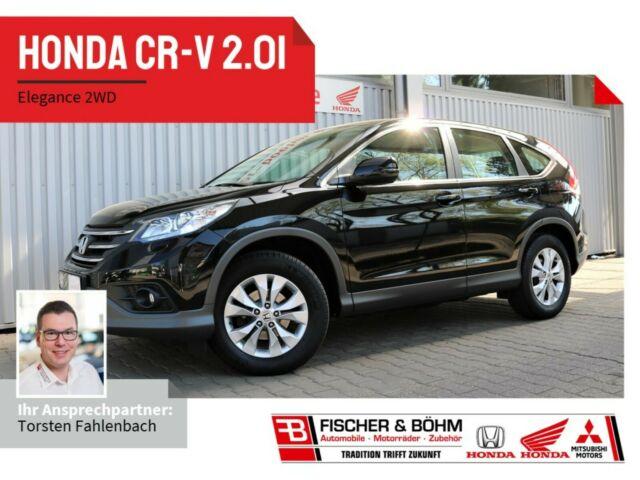 Honda CR-V 2.0 i-VTEC 4WD Elegance - Unfallfrei, Jahr 2014, Benzin