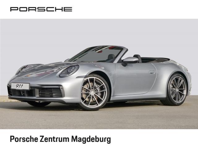 Porsche 992 911 Carrera Cabr. *ACC*Spurwechsel*Spurhalte*LED*, Jahr 2019, petrol