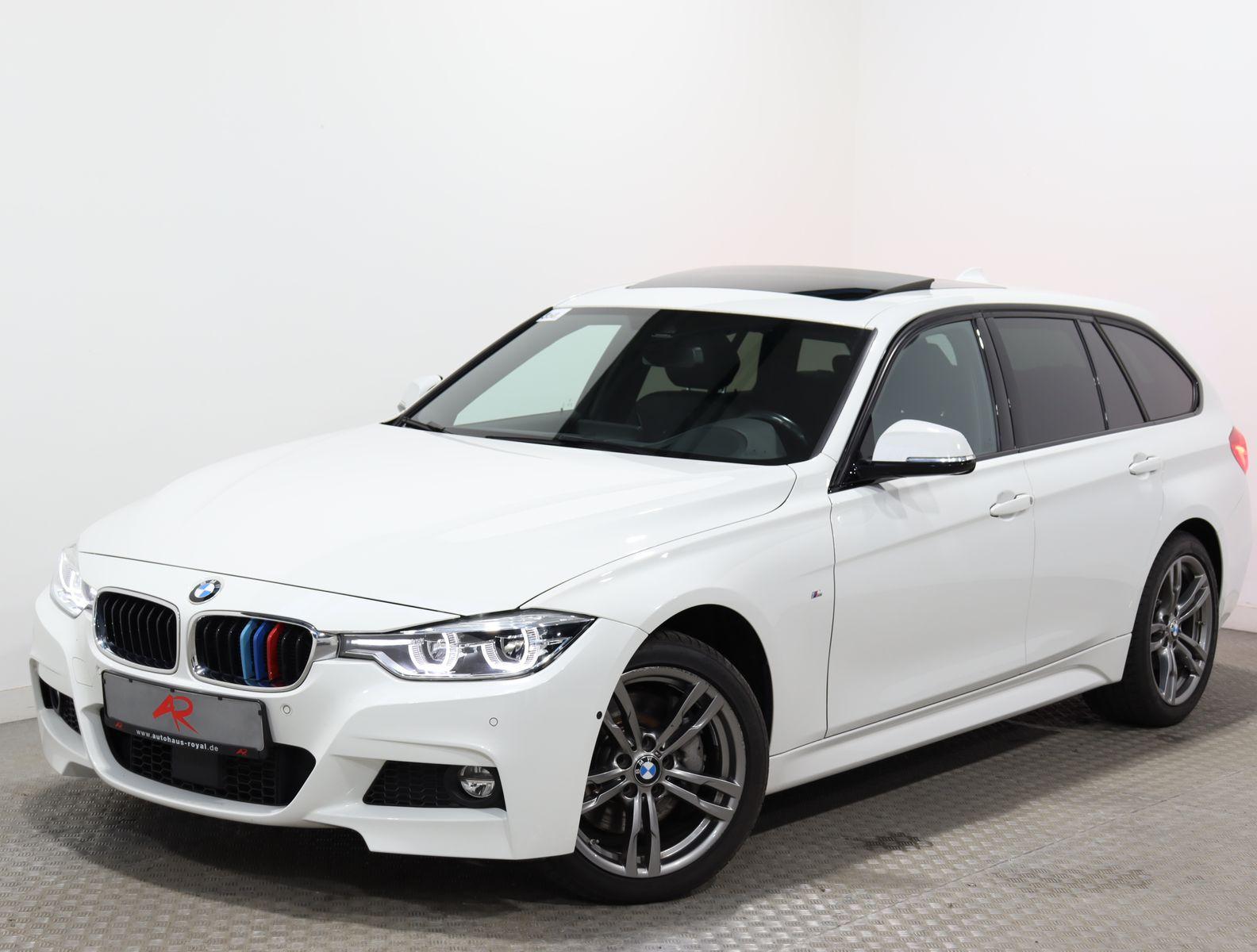 BMW 335 d xDrive T SAG M SPORT HEADUP,MEMORY,360GRAD, Jahr 2016, Diesel