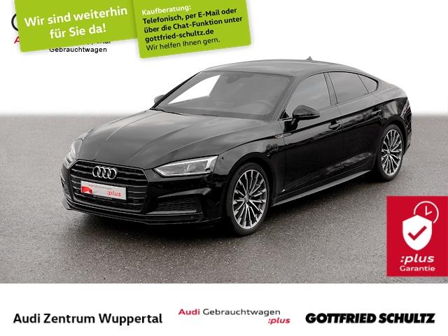 Audi A5 SB 2.0TFSI S-LINE VIRTUAL CONNECT DRIVE SELECT Sport, Jahr 2017, Benzin