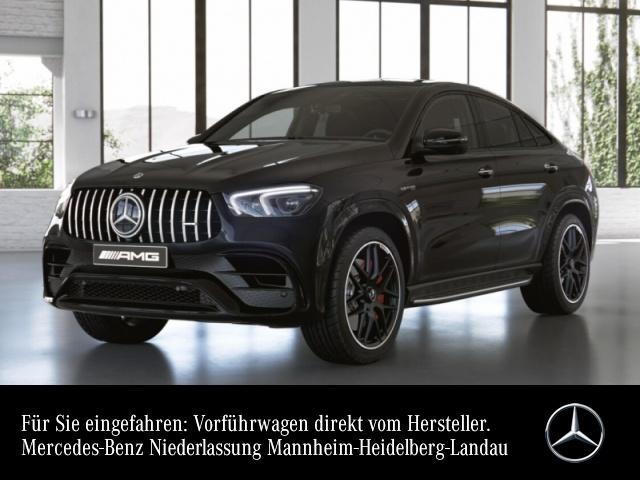 Mercedes-Benz GLE 63 S 4MATIC Coupé Sportpaket Head Up Display, Jahr 2021, Benzin
