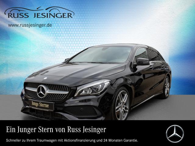 Mercedes-Benz CLA 220 d SB AMG +NAVI+LED+PARK-PILOT+ AMG Line, Jahr 2016, Diesel