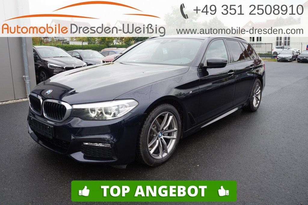 BMW 520 d Touring M Sport*Navi Prof*LED*HiFi*, Jahr 2017, Diesel