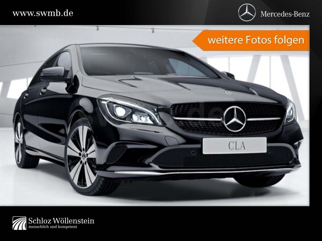 Mercedes-Benz CLA 200 SB Urban/Night/LED/Standhz/Kamera/Navi, Jahr 2017, Benzin