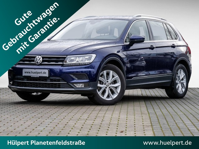 Volkswagen Tiguan 2.0 TDI Highline DSG LED NAVI PANO AHK ALU18 ACC APP-CONN, Jahr 2018, Diesel