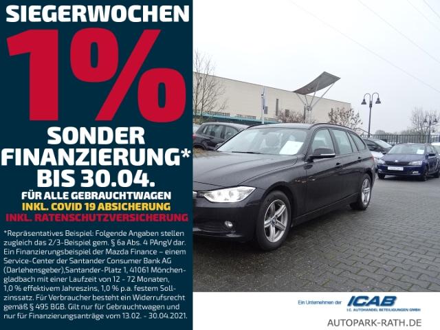 BMW 316 Touring Autom. *Xenon/ Navi/PDC*, Jahr 2014, Diesel