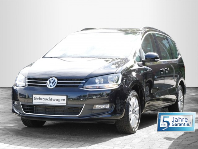 Volkswagen Sharan 2.0TDI DSG Comfortline NAVi 7-Sitze, Jahr 2020, Diesel