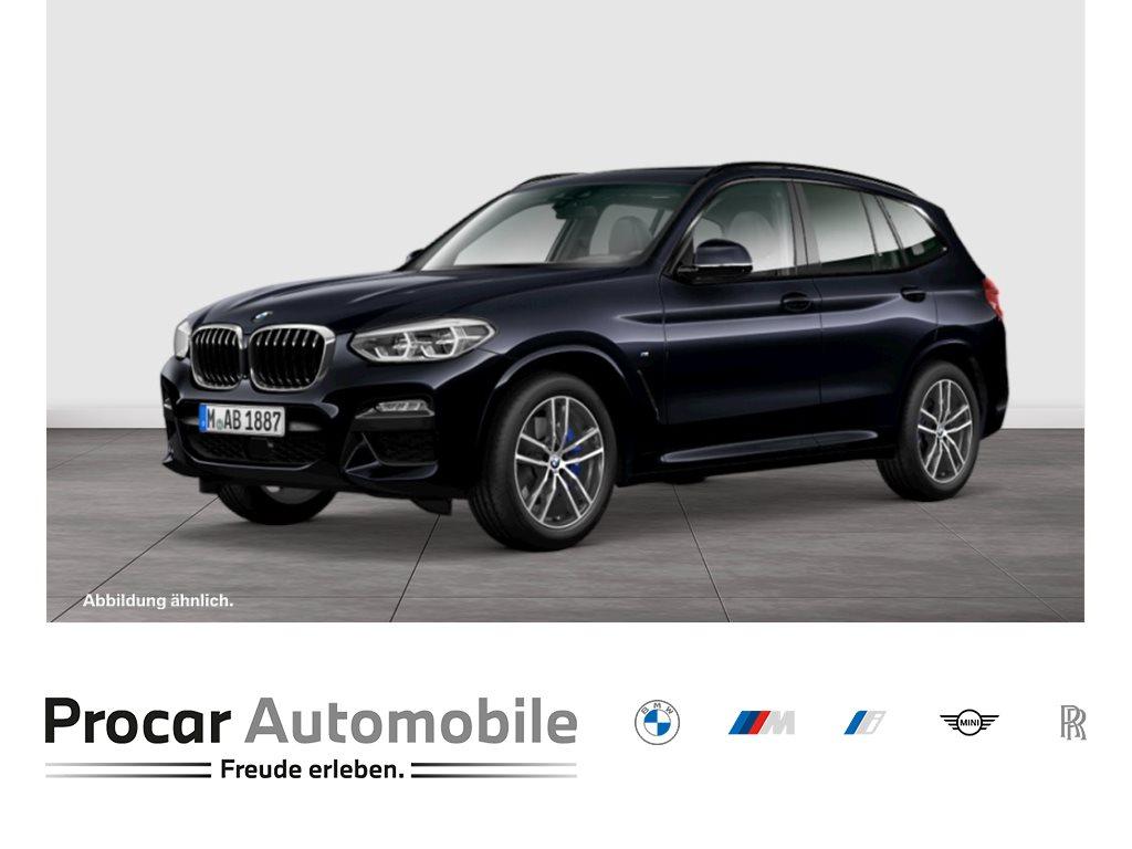 BMW X3 xDrive30d M Sport Head-Up DA+ Pano Standhzg., Jahr 2018, Diesel
