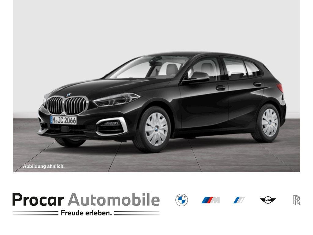 BMW 118d Aut. Luxury Line DAB LC+ HiFi LED WLAN, Jahr 2021, Diesel