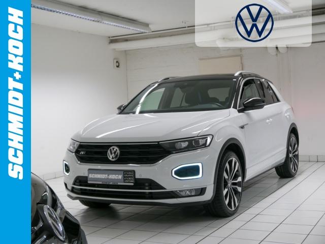 Volkswagen T-Roc 2.0 TSI 4Motion Sport R-LINE, LED, Navi, Jahr 2018, Benzin