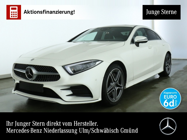 Mercedes-Benz CLS 300 d AMG DISTRONIC WIDESCREEN AIR BODY 360°, Jahr 2019, Diesel