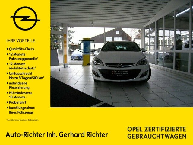 Opel Astra J SportsTourer Sport, Jahr 2013, Diesel
