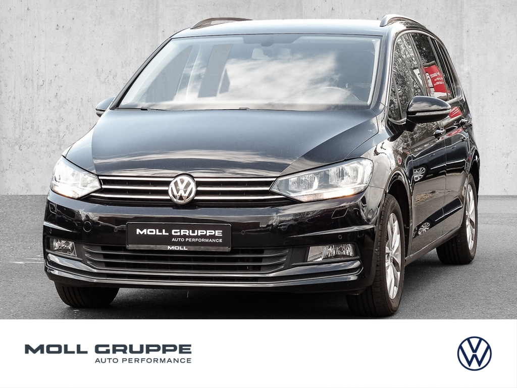 Volkswagen Touran 1.6 TDI Comfortline NAVI, Jahr 2016, Diesel