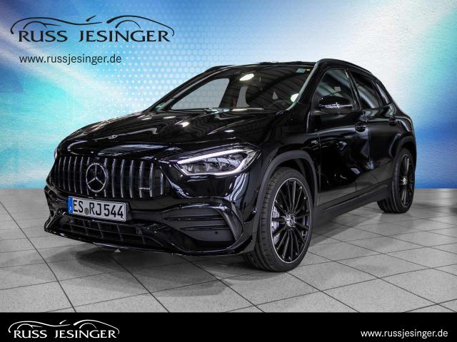 Mercedes-Benz AMG GLA 35 4MATIC AMG Line Navi/Pano.-Dach/Klima, Jahr 2020, Benzin