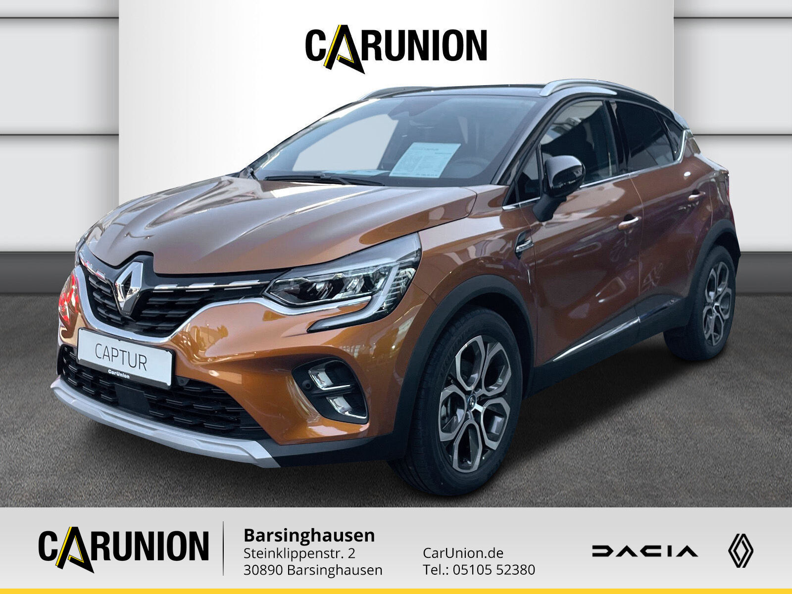 Renault Captur INTENS E-TECH PLUG-IN 160, Jahr 2021, Hybrid