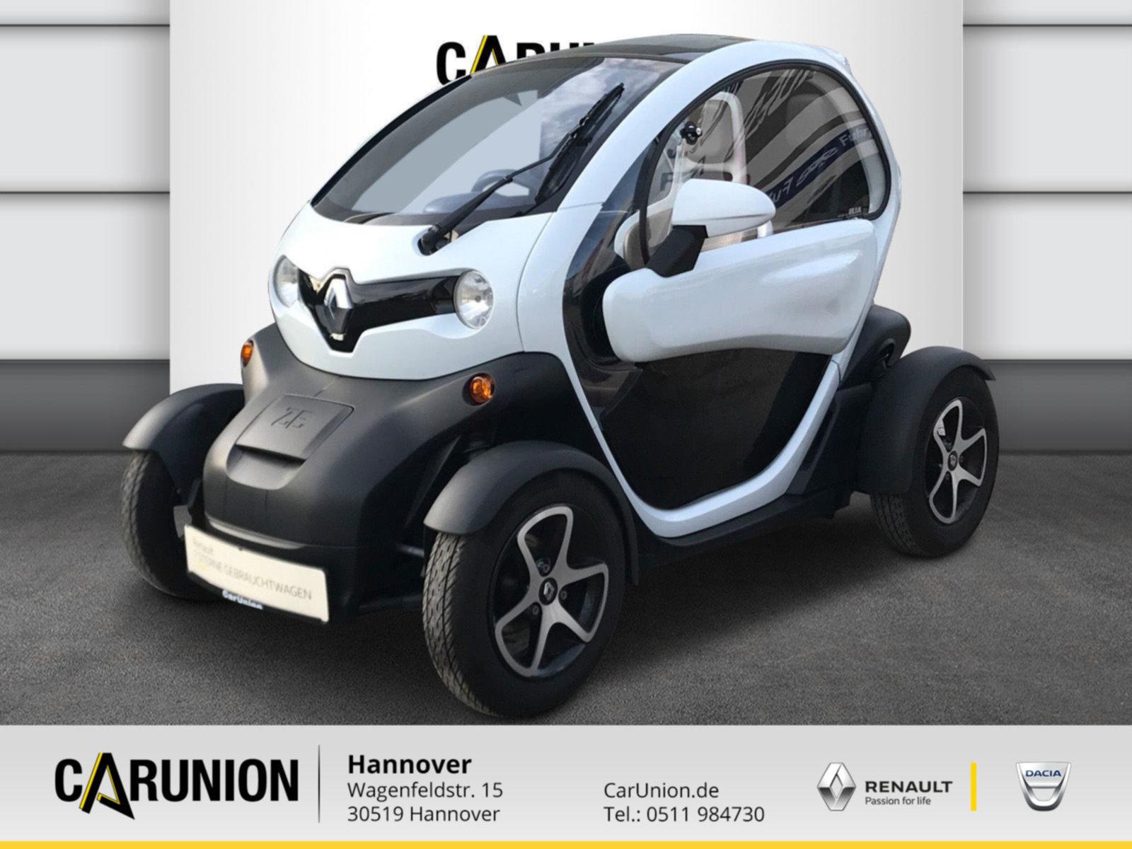 Renault Twizy Sport Edition (gekaufte Batterie), Jahr 2016, Elektro