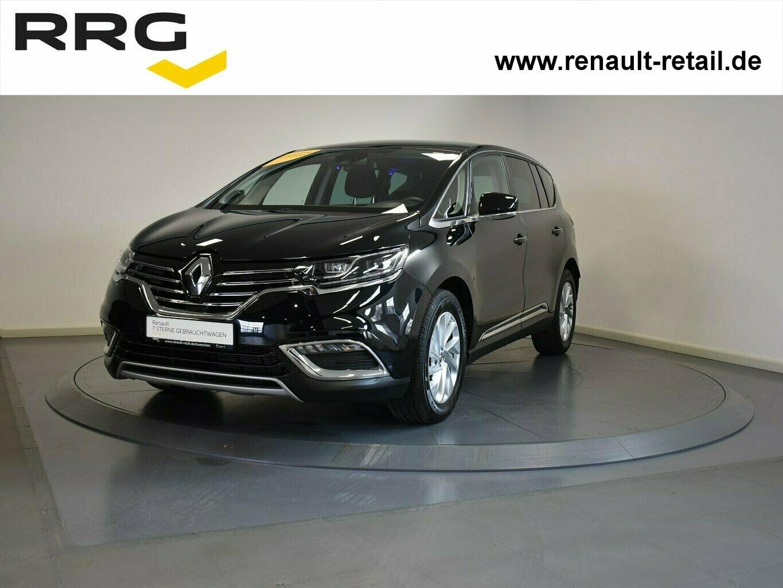 Renault Espace V 1.6 TCe 200 Intens Rückfahrkamera, Navi, Jahr 2016, Benzin