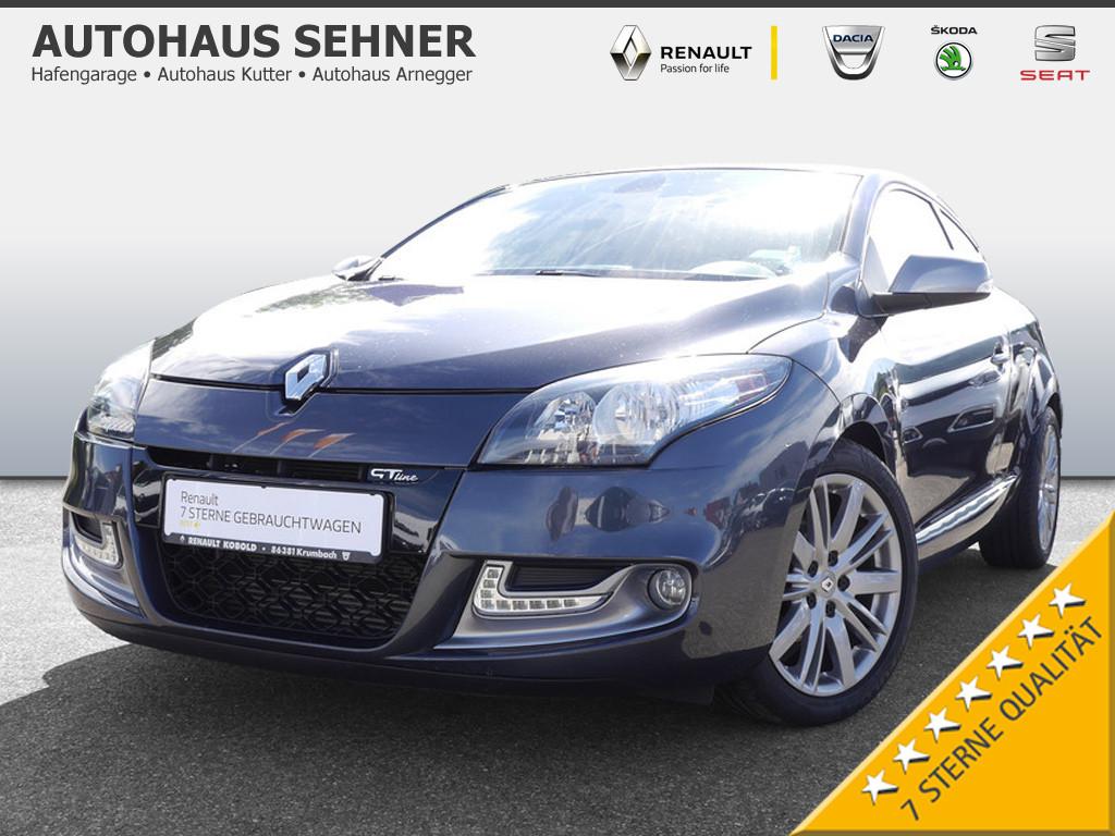 Renault Megane Coupe GT Line Energy Tce 115, Jahr 2014, Benzin