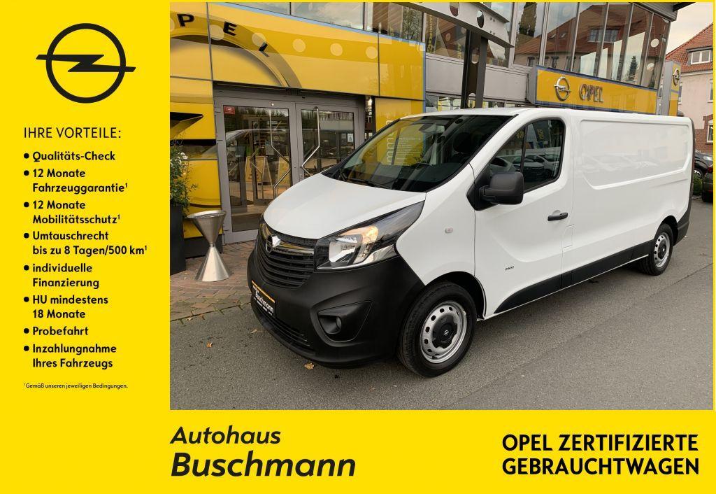 Opel Vivaro 1.6 CDTI L2H1 S&S, Jahr 2015, Diesel