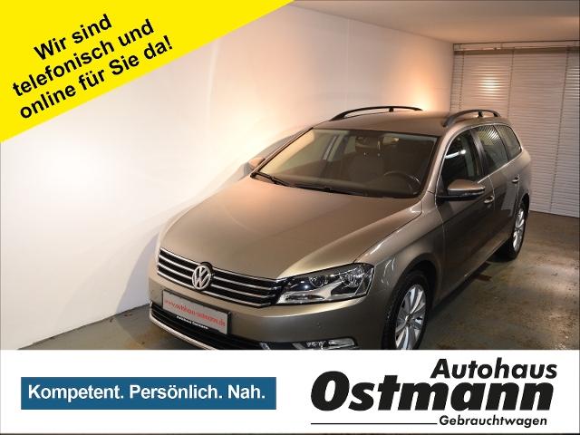 Volkswagen Passat Variant 1.4 TSI Comfortline BlueMotion Kl, Jahr 2013, Benzin