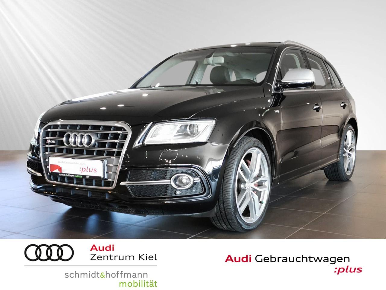 Audi SQ5 3.0 TDI competition quattro Tiptronic AHK, Jahr 2015, Diesel