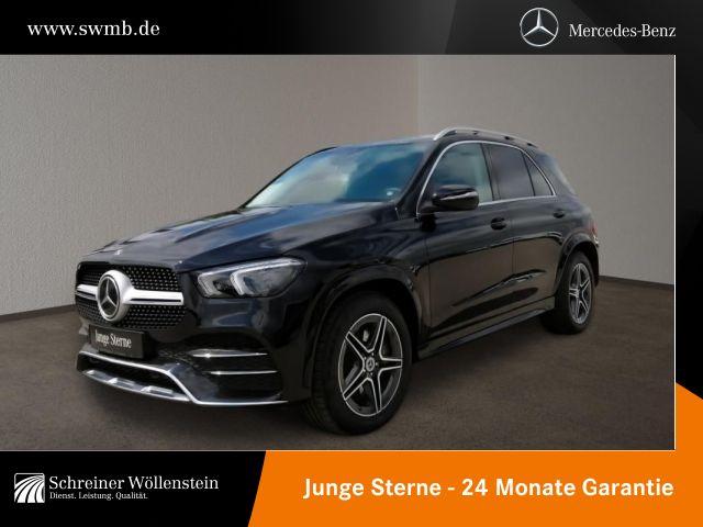 Mercedes-Benz GLE 450 4M *AMG*Widescreen*AHK*MBUX*Pano*360°*9G, Jahr 2020, Benzin