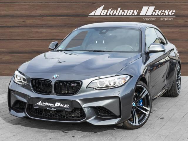 BMW M2 Coupe Navi Keyless Kurvenlicht Fernlichtass. PDCv+h LED-hinten LED-Tagfahrlicht Multif.Lenkrad, Jahr 2016, Benzin