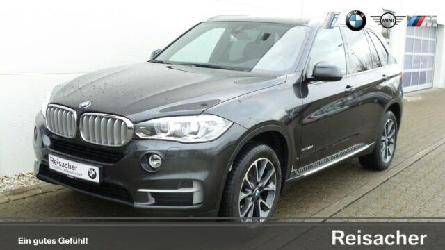 BMW X5 xDrive 30d Sport-Aut.Navi,Head-Up,AHK,HiFi, Jahr 2013, Diesel