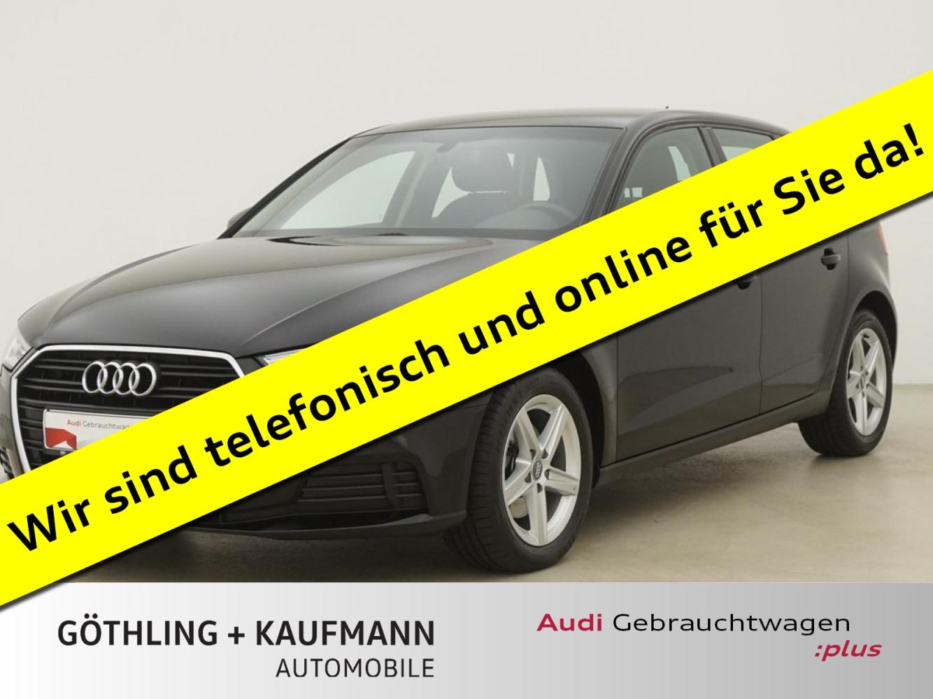 Audi A3 Sportback 2.0 TDI S tro. 110kW*ACC*Xenon+*Vir, Jahr 2017, Diesel
