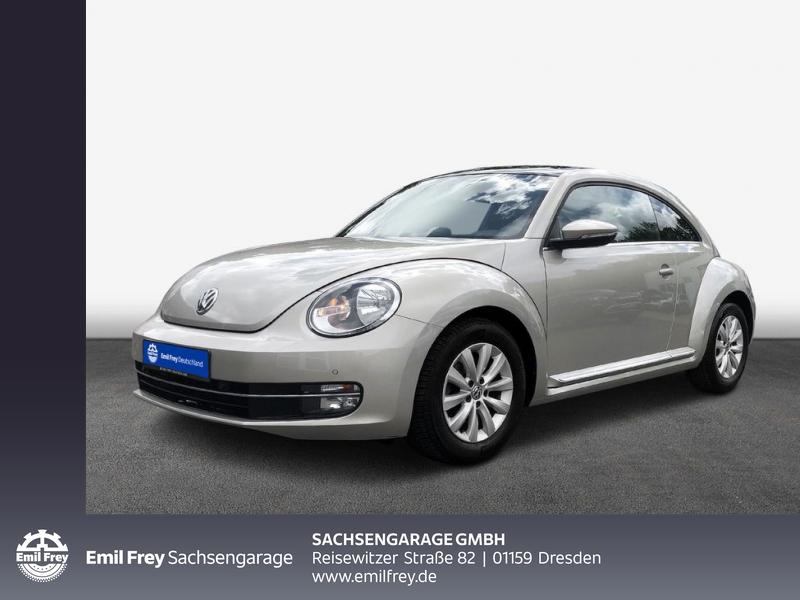 Volkswagen The Beetle 1.2 TSI Design Pano-SD, Climatronic, Jahr 2013, Benzin