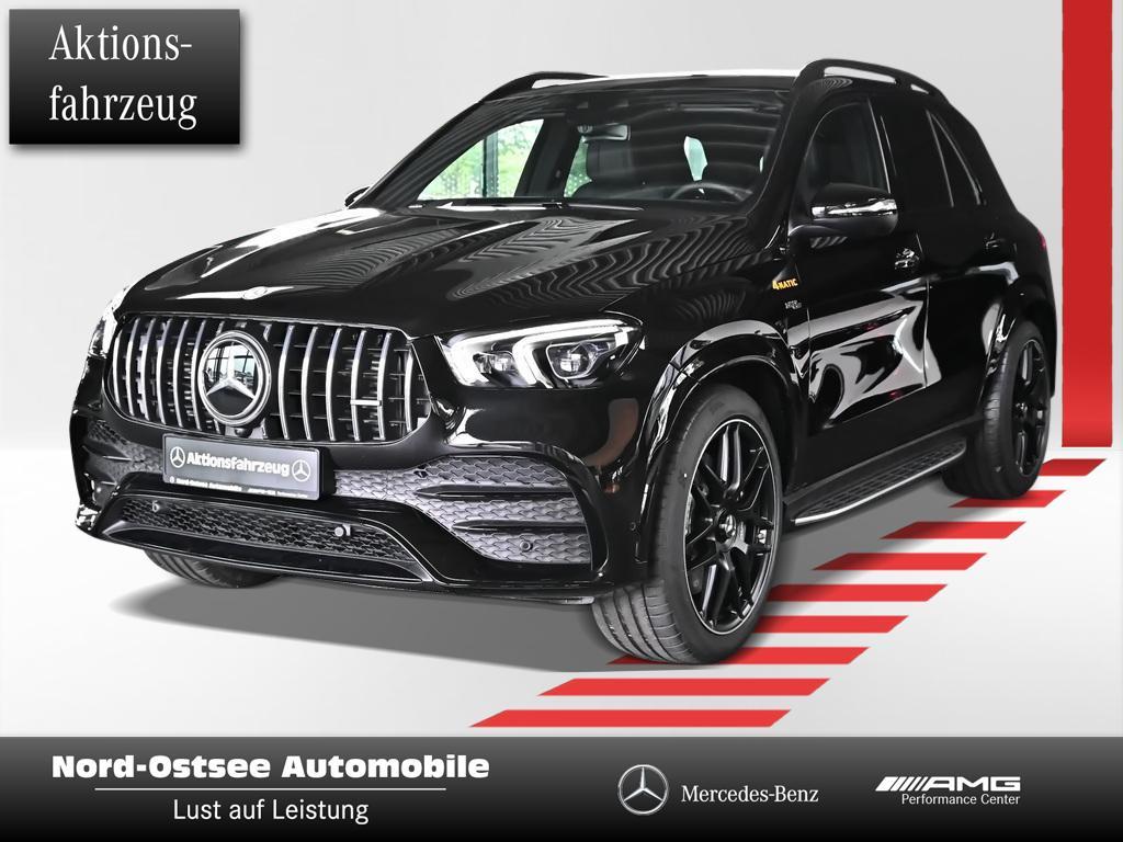 Mercedes-Benz GLE 53 AMG 4m+ NIGHT PANO 22-ZO PERF.-ABGAS HUD, Jahr 2021, Benzin