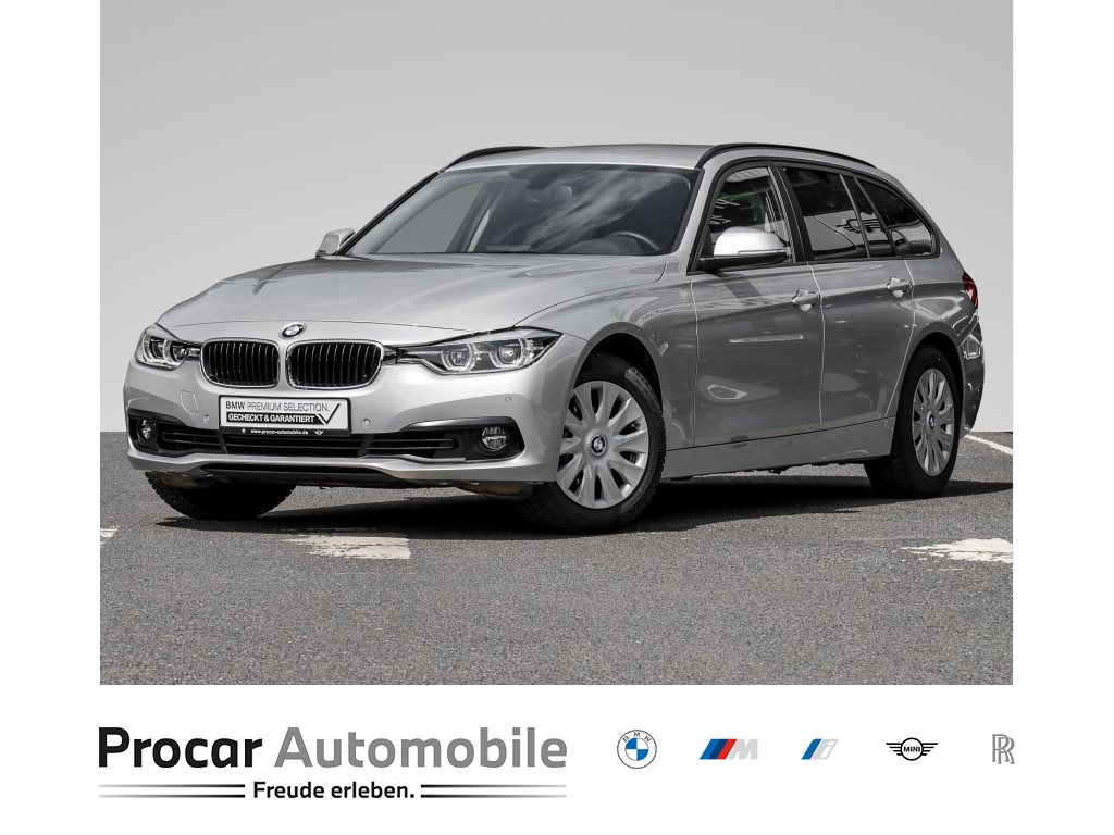 BMW 318i NAVI+PDC+2-ZONEN-KLIMA+LED+LICHTPAKET+BLUETOOTH, Jahr 2017, Benzin