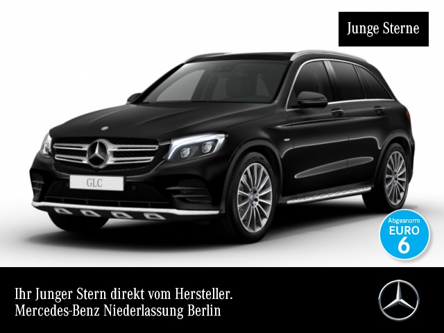 Mercedes-Benz GLC 250 d 4M Edition 1 AMG Pano Burmester COMAND, Jahr 2016, Diesel