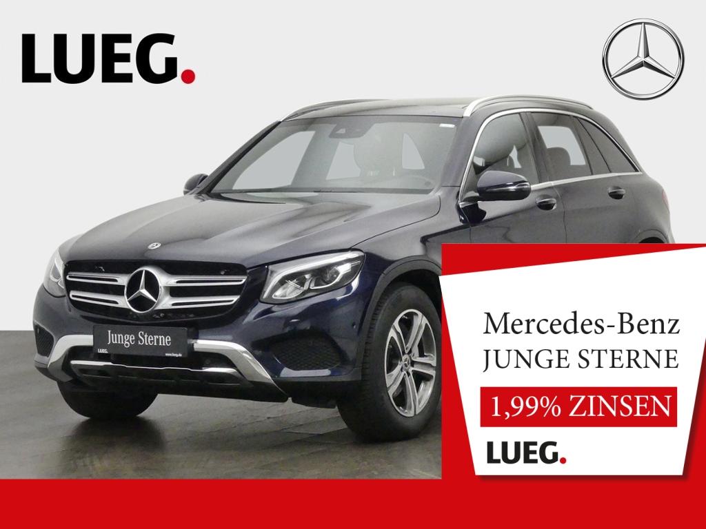 Mercedes-Benz GLC 300 4M Navi+Pano+Burm+LED-HP+AHK+18''+Kamera, Jahr 2018, Benzin
